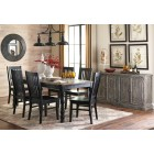 D640-25 Clayco Bay - Rectangular Dining Room Table