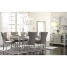 D650-35 Coralayne- RECT Dining Room EXT Table