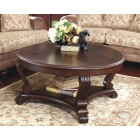 T496-8 Brookfield -Round Cocktail Table
