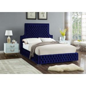 Sedona Velvet Bed - UPH Bed