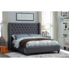 Ashton Linen Bed - UPH Bed