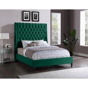 Fritz Velvet Bed - UPH Bed