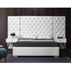 Grande Velvet Bed - UPH Bed