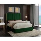 Becca Velvet Bed - UPH Bed