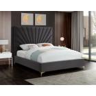 Eclipse Velvet Bed - UPH Bed