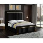 Dolce Velvet Bed - UPH Bed