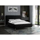Delano Velvet Bed - UPH Bed