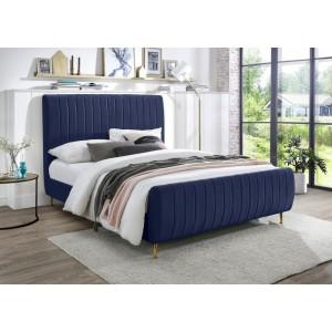 Zara Velvet Bed - UPH Bed